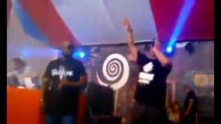 Dominator 2013 Live on stage: Bodylotion A.K.A Neophyte