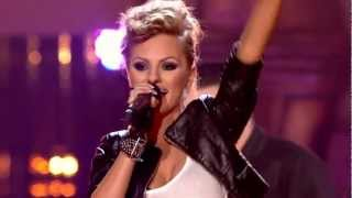 Alexandra Stan - Mr. Saxobeat Live Eska Music Awards 2011