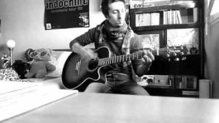 Indochine -Le Baiser Live- Cover Guitare