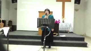 Biserica Harul Hosman. Marina Barac. Si inima....Live