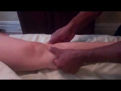 World's Best Leg/Foot Massage by Oudin - Part 1
