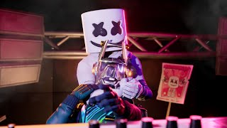 MARSHMELLO REPLACES DJ YONDER - A Fortnite Short Film