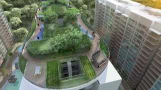 Just imagine you live in Skypark Residences(天林园) Executive Condominium