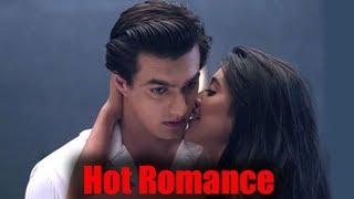 Kartik and Naira's 'romantic fall' in Yeh Rishta Kya Kehlata Hai