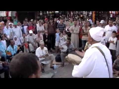 Street Music Marrakech, Djemaa el Fna