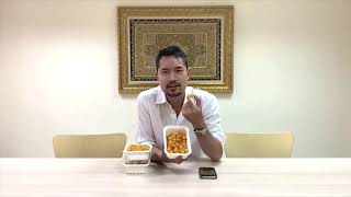 Vanie_Premium_Snacks: รีวิวมะเขือเทศเชอร์รี่สีเหลืองปลอดสาร โดย คุณเอ็กซ์ ปิยะ
