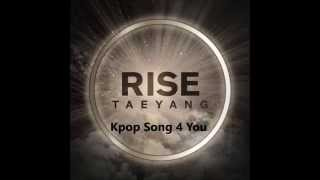 TAEYANG - 눈,코,입 (EYES, NOSE, LIPS) OFFICIAL AUDIO