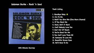 Solomon Burke - Goodbye Baby