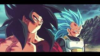 Dragon Ball Z AMV Rise