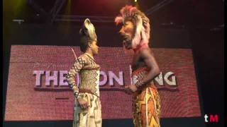 """""""Can You Feel The Love Tonight"""" - THE LION KING (West End Live 2010)"""