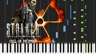 STALKER - Guitar 3 [Piano Tutorial] (♫)