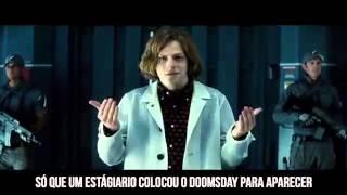 BATMAN V SUPERMAN   A ORIGEM DA JUSTIÇA   RAP ZUEIRA TRAILER