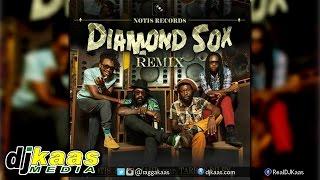 Notis & Iba Mahr ft Tarrus Riley - Diamond Sox Remix (Sept 2014) Reggae