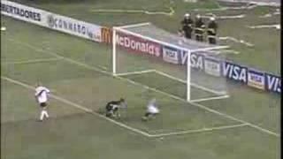 River Plate 2x3 São Paulo - Libertadores 2005