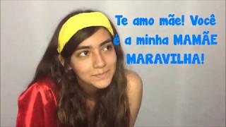 POEMINHA MAMÃE MARAVILHA | Quelly Silva | Informações Descrição do vídeo!