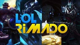 LOL RIMADO ♫ | Prometeus