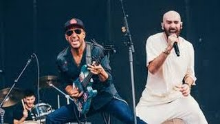 X Ambassadors playing Unsteady LIVE @ Lollapalooza 2016
