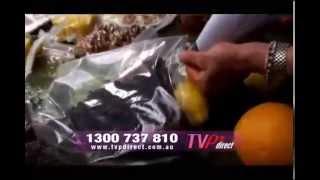 Zazz: Eco Vacuum Sealer