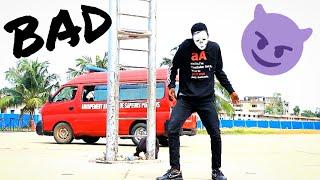XXXTENTATION - BAD OFFICIAL  DANCE VIDEO (Instrumental) @Jannick667 #xxxtentation @empire
