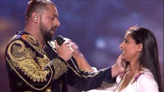 Joci Pápai (Hungary) Live Perfomace Grand Final of EUROVISION 2017!!