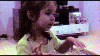 Anabelle - Campanha contra o bullying nas escolas 17 02 11