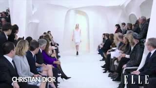 Christian Dior. París alta costura primavera 2014