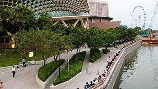 Marina Bay Singapore Hd Experience