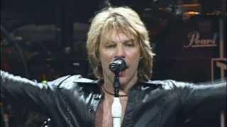Bon Jovi - Everyday (alternative video / live)