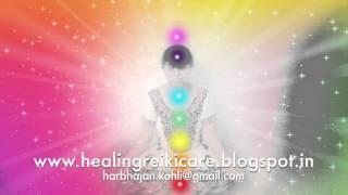 Reiki Soul Healing Part1 by Harbhajan kaur