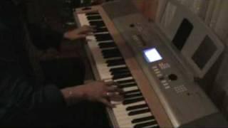 El Mariachi (Desperado) - Antonio Banderas - cover on piano