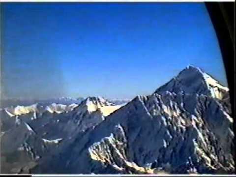 Mountain Flight Himalayan Range