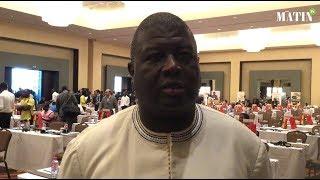 """Abdou souleye Diop : """"Les Africains prennent conscience que le continent ne peut être développé que par eux-mêmes"""""""