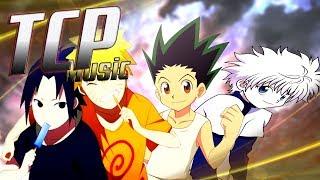 """Rap / Música 「Como um Irmão」 - Naruto e Sasuke / Gon e Killua - music #14 """"Prod.InsaneBeatz"""