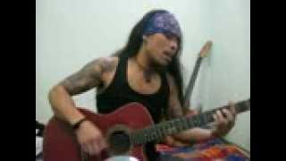 Lem Gutierrez - Where Are You Now (Nazareth cover).wmv