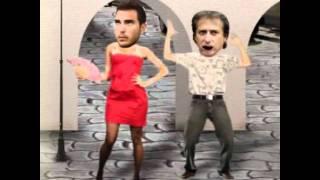 Roberto e Jorge Jesus a dançar!!