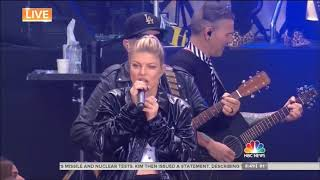 Fergie - Big Girls Don't Cry (Live Today Show Concert Series)