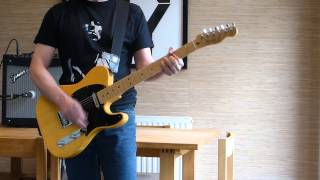 Start Me Up : Rolling Stones Guitar Cover (HD 1080p)
