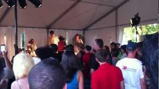 Copywrite - J.O.Y. w/ D1 Live at Comfest 2012