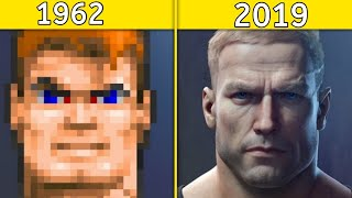 Video Games के Graphics का Evolution : 1962-2019
