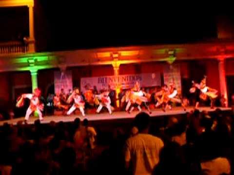 Bailable de Diriamba, Nicaragua