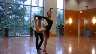 TLD Spring Show 2015 Latin Fusion Duet