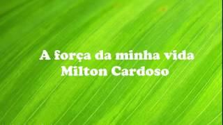 A força da minha vida (Bateria) - Milton Cardoso (Cover)