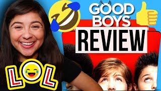 Good Boys Movie Review!