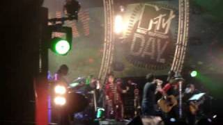 Enrique Bunbury Con Ivan Ferreiro Lady Blue MTV Day 05
