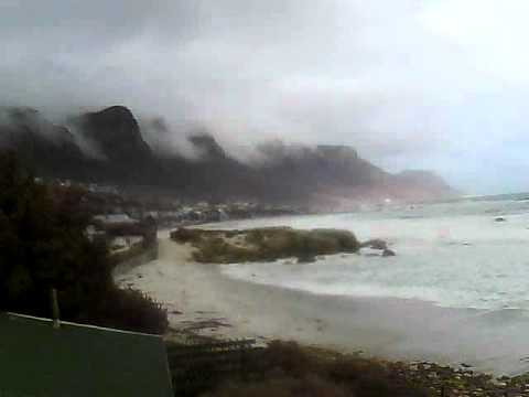 Timelapse Video – Glen Beach & Camps Bay – 23/06/2011