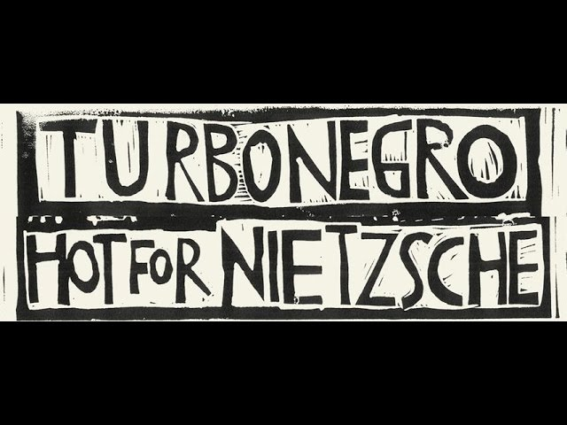 "Vídeo de la canción ""Hot For Nietzsche"" de Turbonegro."