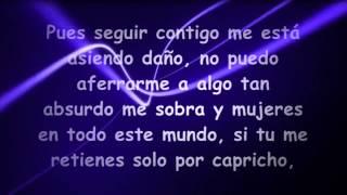 ►03 Banda MS Sigue Letra Video HD [Mi Razon De Ser 2012] Estudio