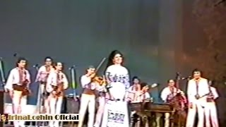 IRINA LOGHIN - LIVE - M-a pus maica la tesut (Chisinau, 1989)