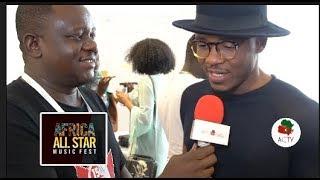 Ali Kiba in Toronto Canada at Africa All Star Music Festival width=