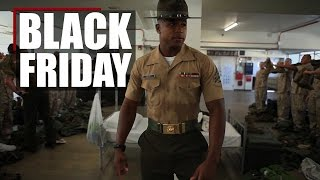 Black Friday | Welcome to Bootcamp